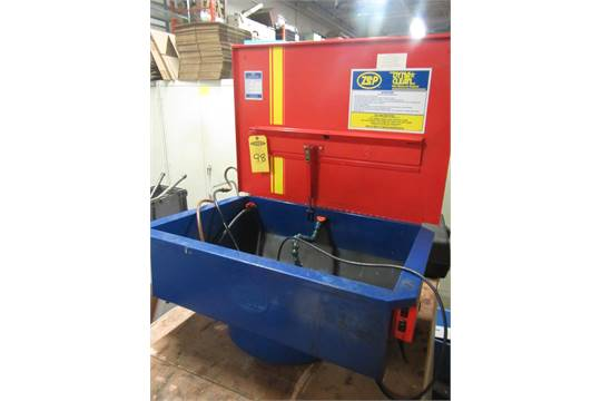 Zep Dyna Clean parts washer / cleaner & degreaser model 5100