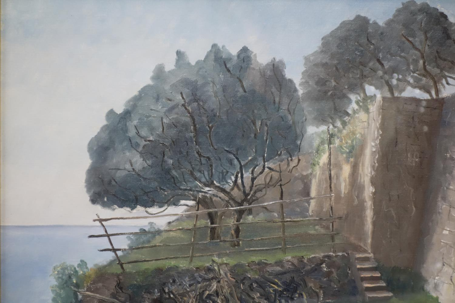 Marcus Arthur Boss (1891-1981), 'A Country Lane', watercolour, monogrammed and dated 1923 to lower - Image 2 of 3