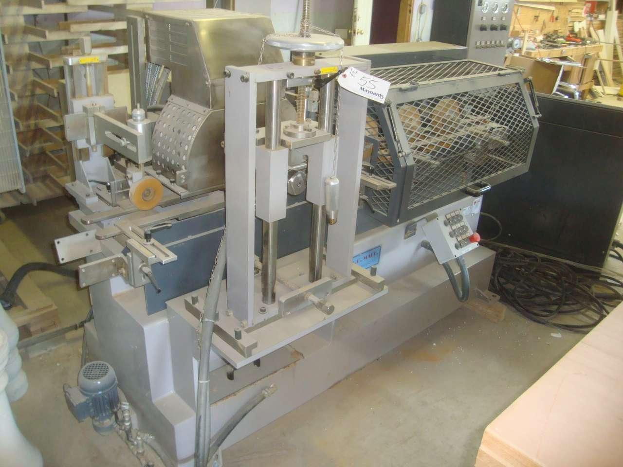 Lot 55 - P.A.O. MACC EMBOSSING Heat embosser system,