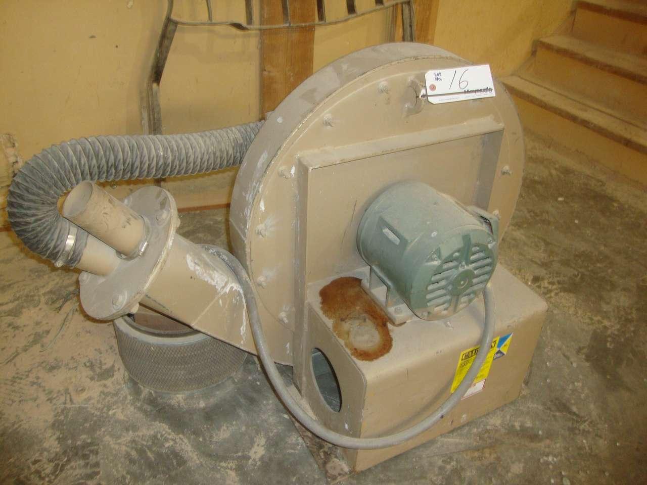 Lot 16 - NYB Pressure blower