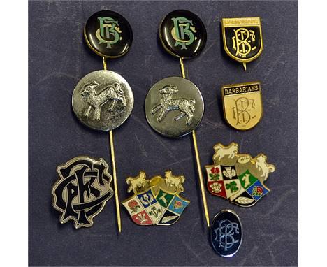 Barbarian Badges!