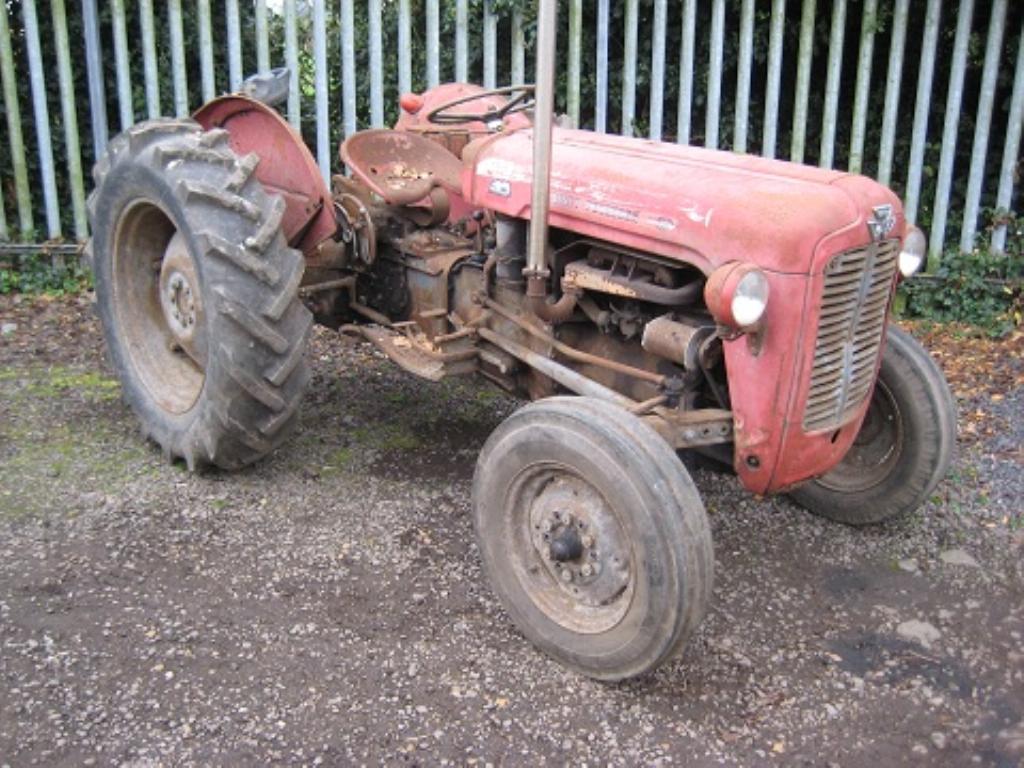 11x28 Tractor Rim : Massey ferguson cylinder diesel tractor on