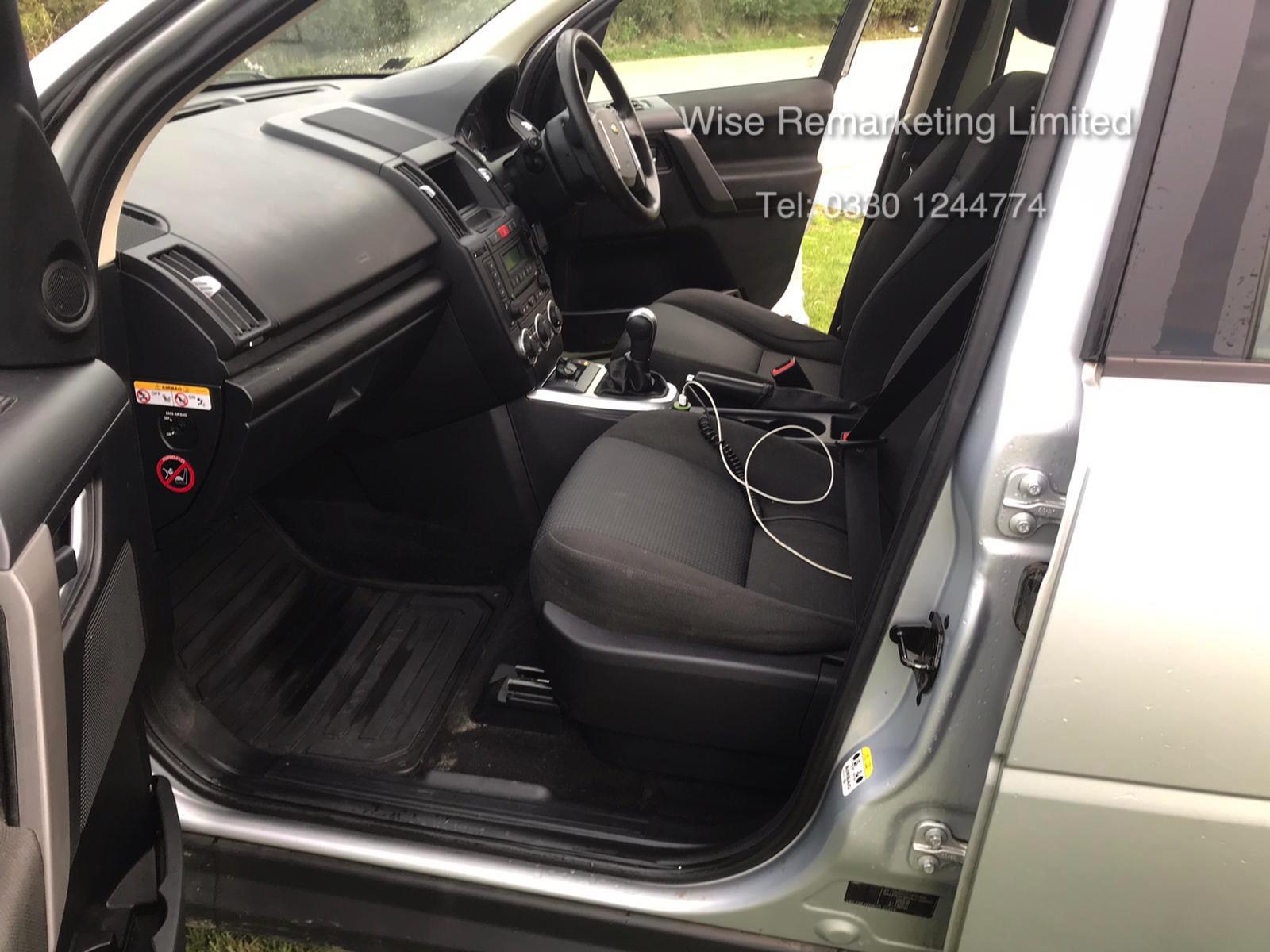 Lot 41 - Land Rover Freelander 2.2 TD4 E - 2009 - Service History - 4x4