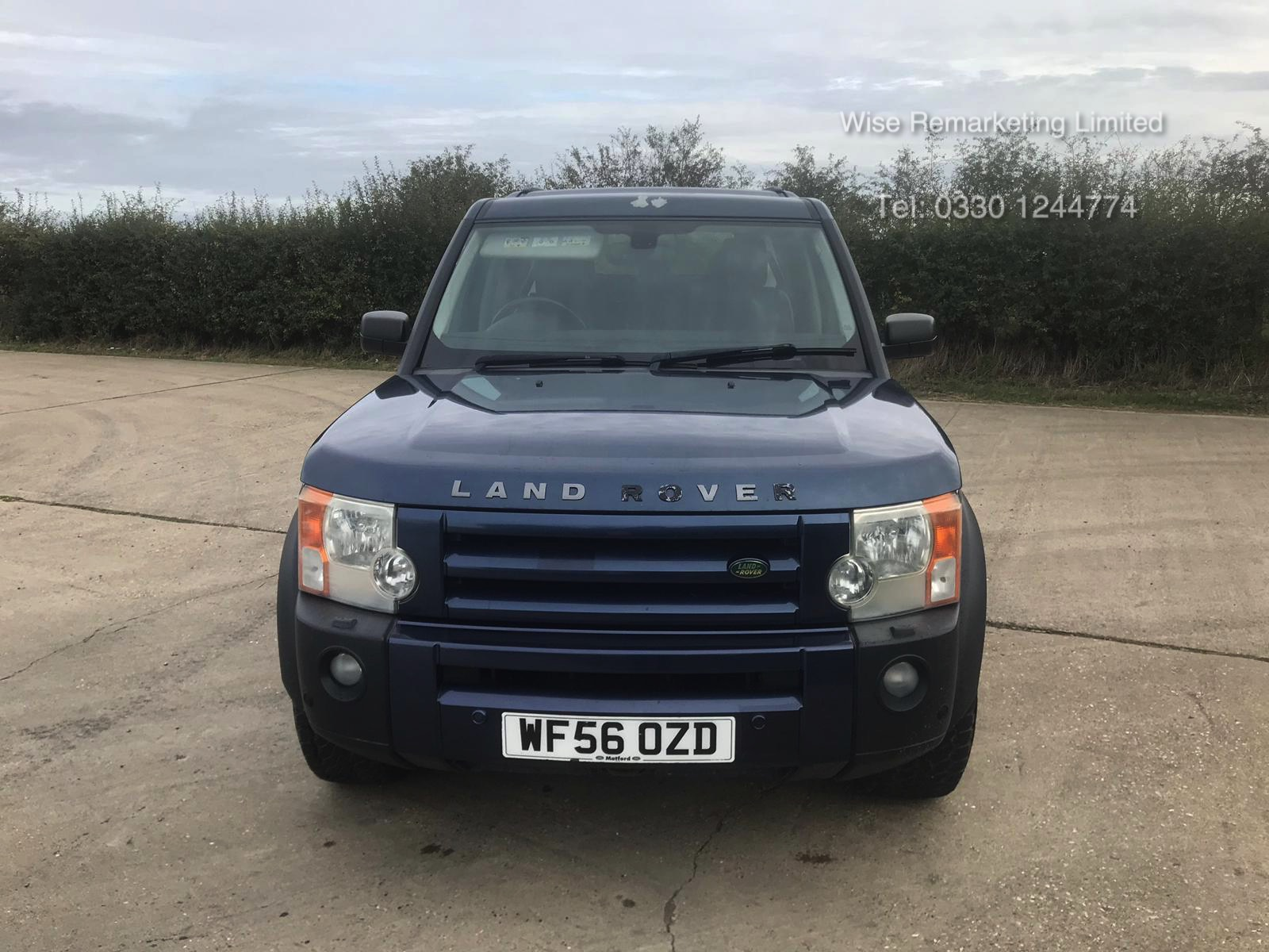 Lot 23 - Land Rover Discovery 2.7 Td V6 Special Equipment - Auto - 2007 Model - 4x4