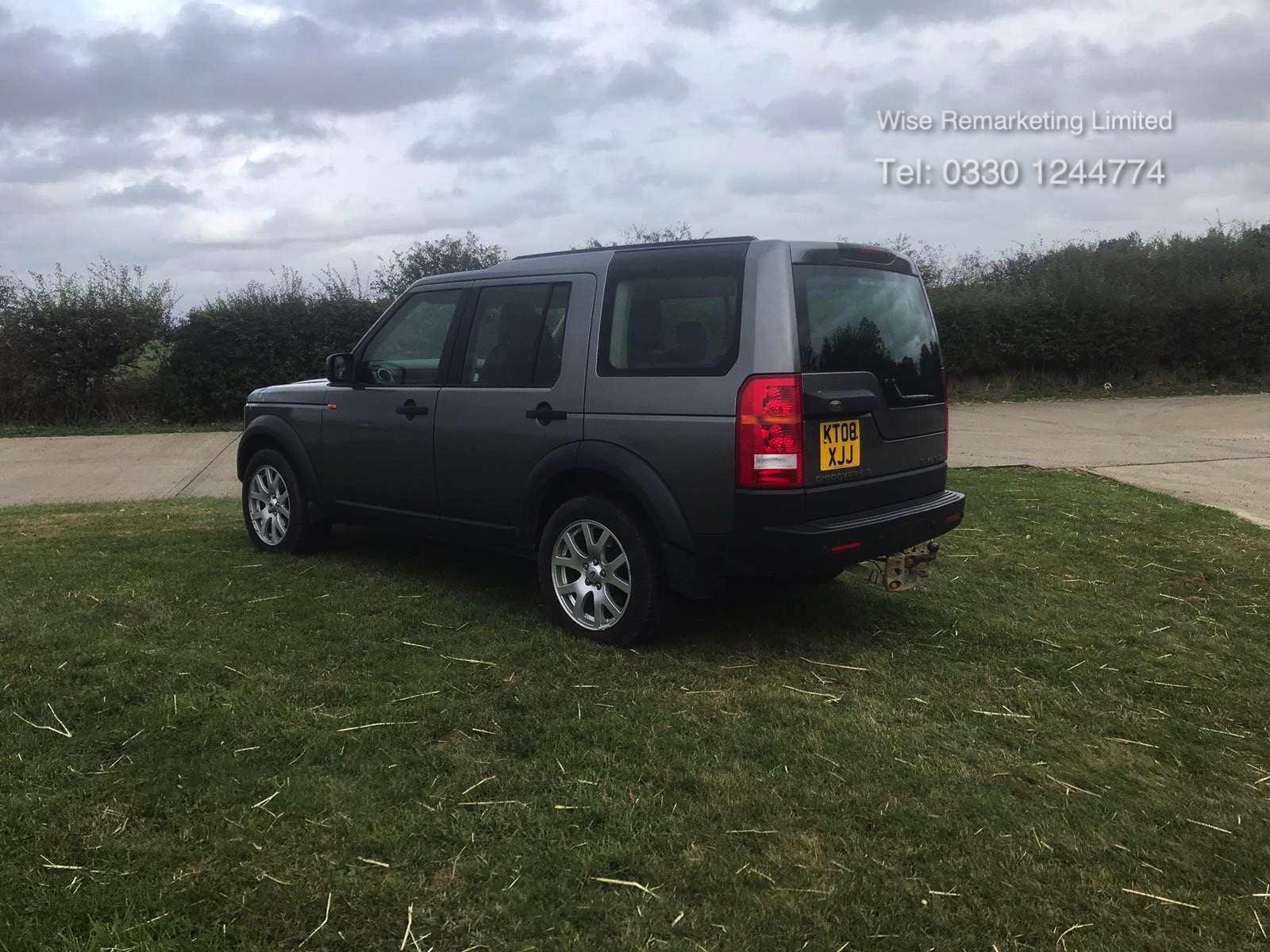 Lot 31 - Land Rover Discovery 2.7 TD V6 Special Equipment - Auto - 2008 08 Reg - Service History - 4x4