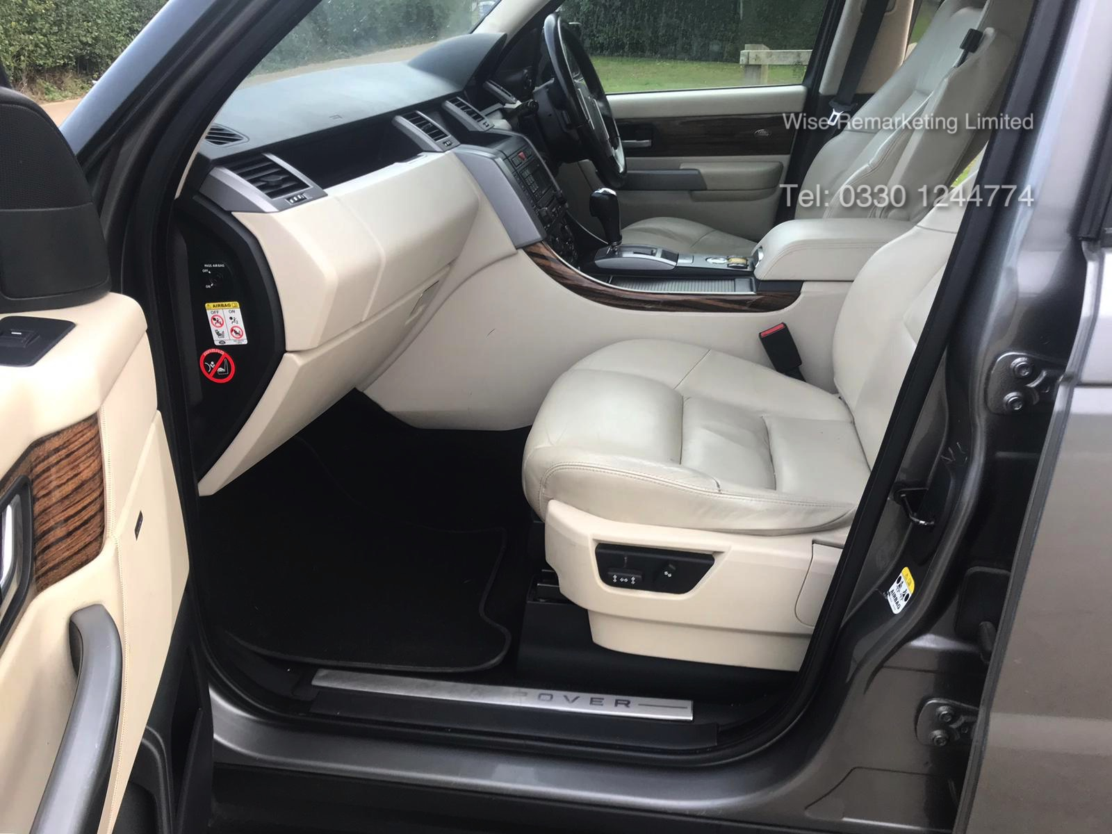 Lot 5 - ***RESERVE MET*** Range Rover Sport 3.6 TD V8 HSE (Big Spec) Auto - 2008 08 Reg - 4x4 (282 BHP)