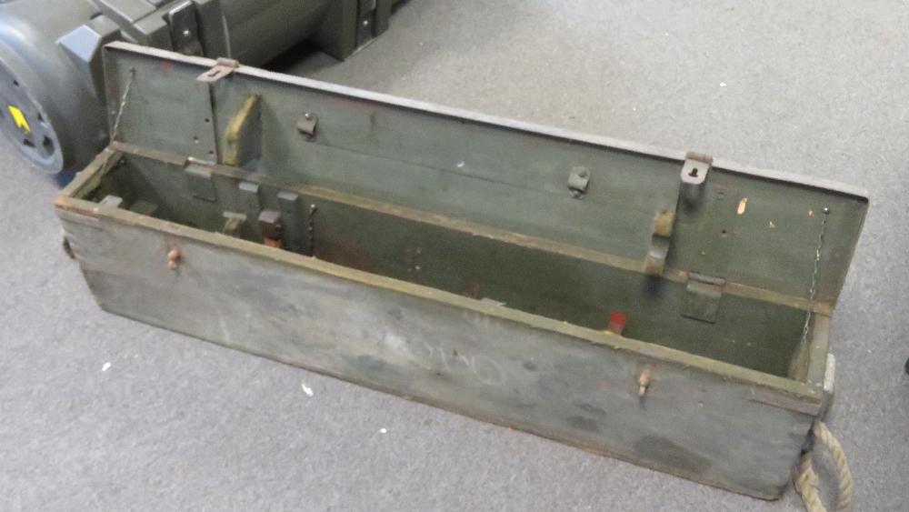 Lot 22 - A WWII British MK1 Bren .