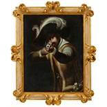 Florentiner Meister 17. JahrhundertMann, mit dem Gewehr zielend