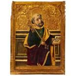 Aragoneser Meister des 15. JahrhundertsDer heilige Petrus