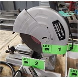 "CHICAGO ELECTRIC 14"" CUT-OFF SAW"