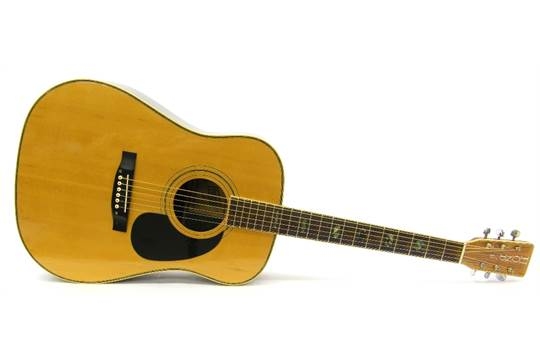Hondo acoustic guitar logo and dating