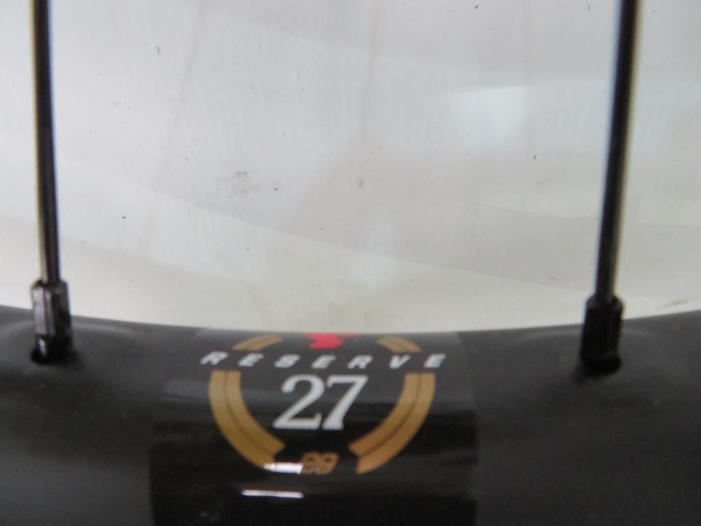 Lot 10 - Santa Cruz Reserve 27 Carbon Wheelset with DT Swiss 350 Hubs
