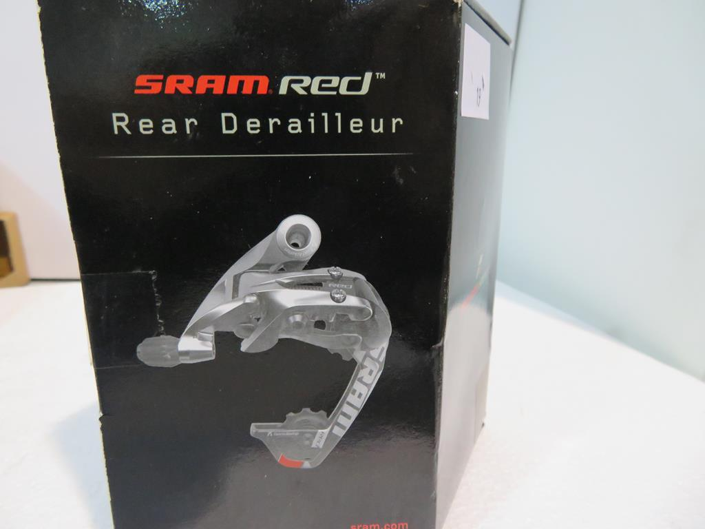 Lot 19 - Sram Red Rear Derailleur