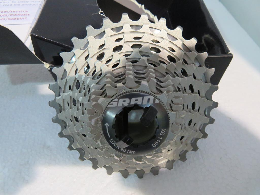 Lot 22 - Sram Red XG1190 11-30 11SP Cassette