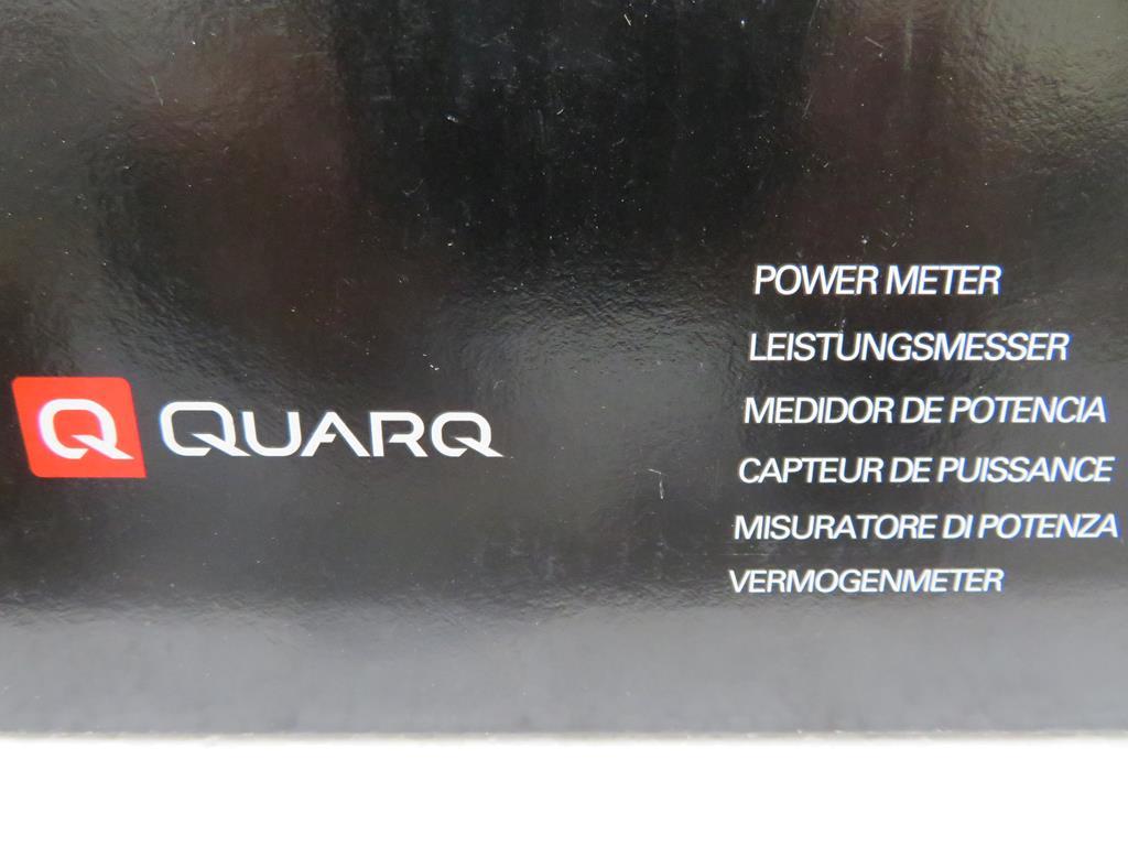 Lot 56 - Sram Quarq Dzero Aluminium Power Meter