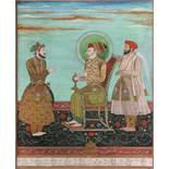 A PERSIAN MINIATURE
