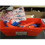 Hot Wheels Track Builder System. Includes Vehicles. Boxed