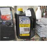 2 x AA De-Icing Salt. 3.5kg each. Unused