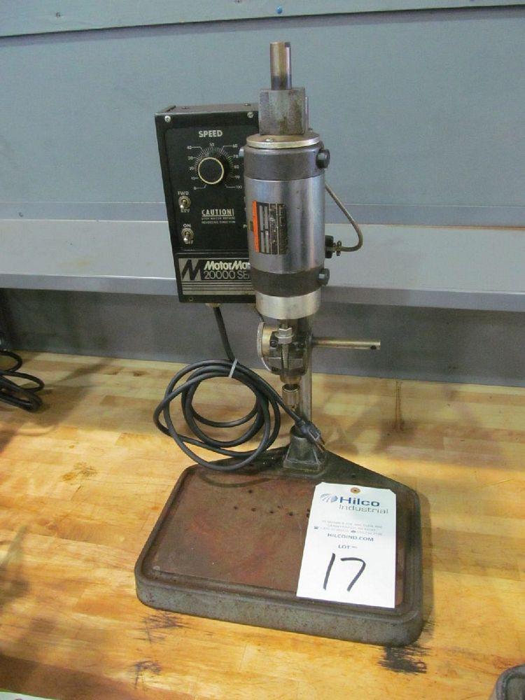 Electro-Craft Bench Top Precision Drill Press