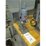 Electro-Mechano Model 101W Bench Top Precision Drill Press