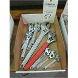 Adjustable Wrenches