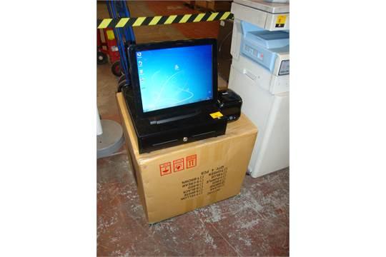 SAM4S model SPT-4806 Windows embedded POSREADY7 EPOS system