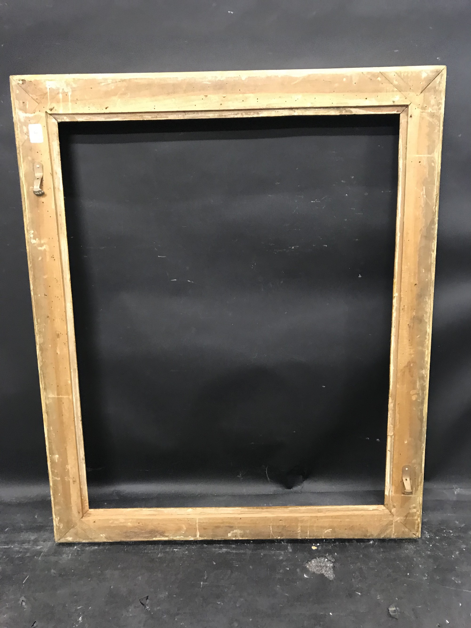 "Lot 36 - 19th Century French School. An Empire Style Frame, 31.5"" x 25.25""."