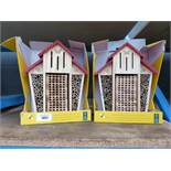2 insect houses