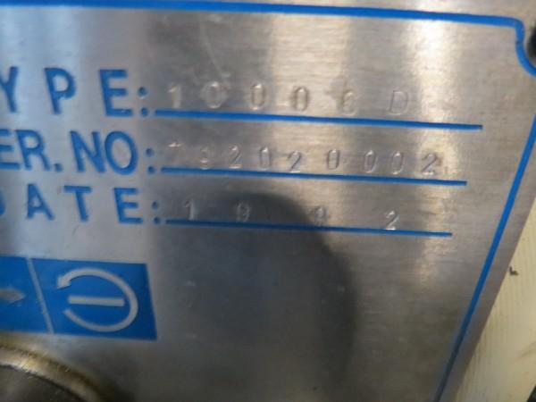 "Lot 38A - 14"" x 40"" Takisawa TSL-1000 Deluxe Engine Lathe s/n T92020002"
