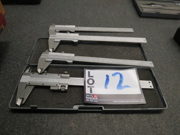 """Lot 12 - Assorted Atorn 6"""" Caliper"""