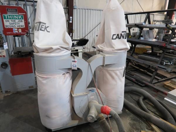 Lot 52 - Cantek K62540 Dust Collector