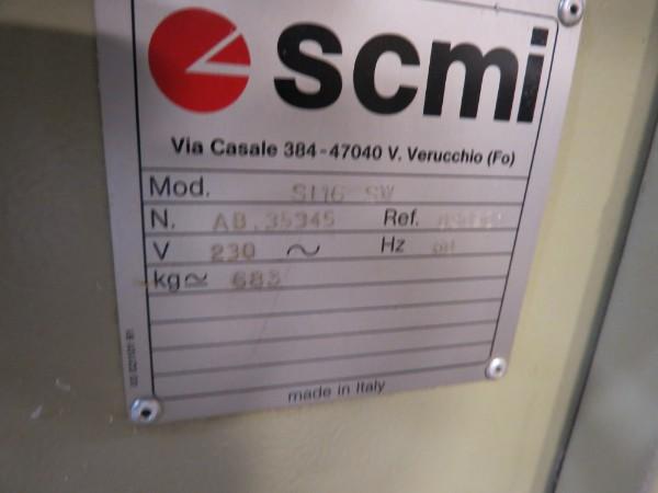 Lot 51 - SCMI SI16 SW Table Saw, S/N 030501