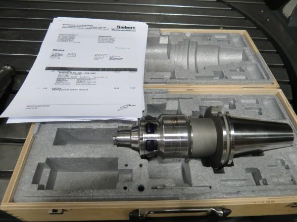 """Lot 56 - DMG DMU105 monoBlock 5-Axis Vertical Machining Center, Heidenhain 3D iTNC 530 control, 44.7"""" x 41.3"""""""