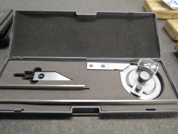 Lot 15 - 1 Precision Protractor