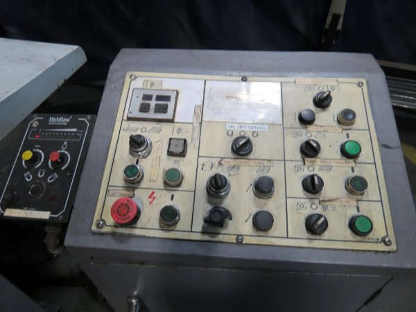 "Lot 34 - 16"" x 40"" Kent KGS-410AHD Automatic Surface Grinder"