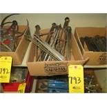 ASSORTED STARRETT ID CALIPERS
