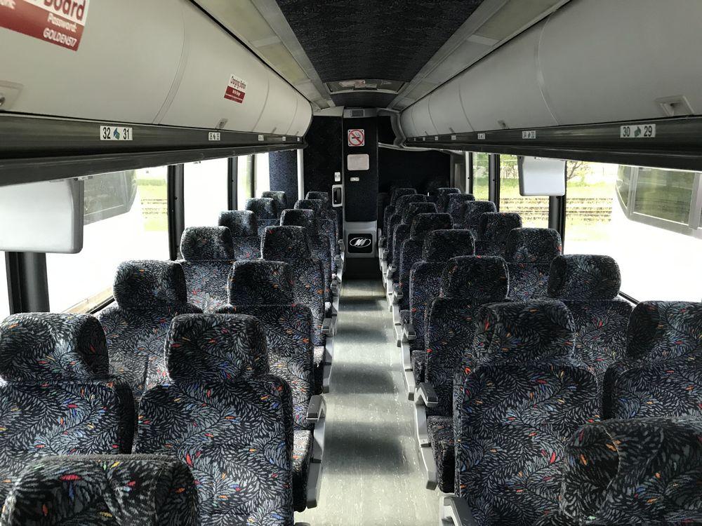 2005 MCI MODEL J4500, 56 SEAT PASSENGER COACH BUS - Image 6 of 10