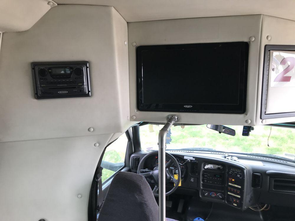 2007 CHEVROLET MODEL C5500, 33 SEAT PASSENGER COACH BUS - Image 13 of 15