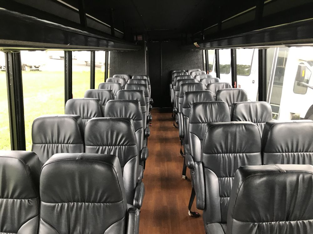 2014 FREIGHTLINER MODEL FEDERAL PREMIER, PASSENGER BUS - Image 10 of 17