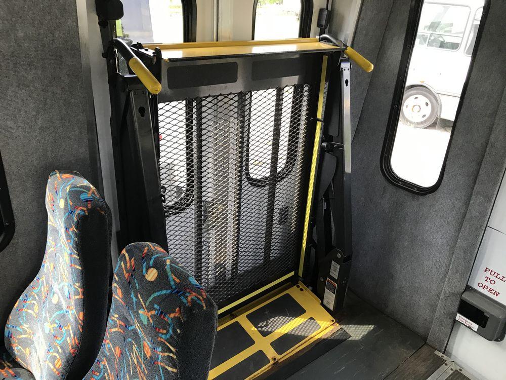 2014 FREIGHTLINER MODEL AMERITRANS, 38 SEAT PASSENGER COACH BUS - Image 12 of 19