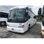 2007 MCI MODEL D4505, 55 SEAT PASSENGER COACH BUS