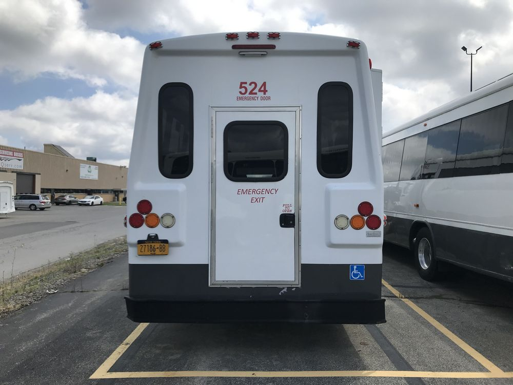 2014 FREIGHTLINER MODEL AMERITRANS, 38 SEAT PASSENGER COACH BUS - Image 4 of 19