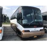 2000 MCI 102 EL3, 56 SEAT PASSENGER COACH BUS