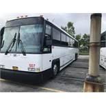 2003 MCI MODEL D4500, 55 SEAT PASSENGER COACH BUS