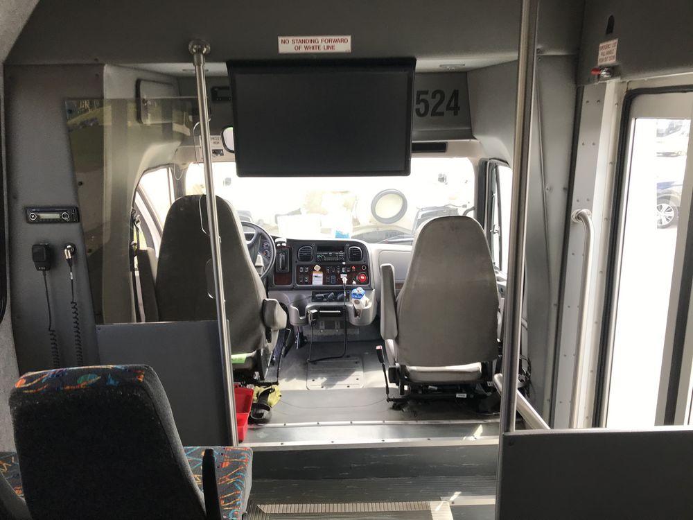 2014 FREIGHTLINER MODEL AMERITRANS, 38 SEAT PASSENGER COACH BUS - Image 16 of 19