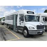2011 FREIGHTLINER MODEL AMERITRANS, 38 SEAT PASSENGER COACH BUS