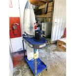 Dayton Portable Dust Collector, 110/1/60 AC