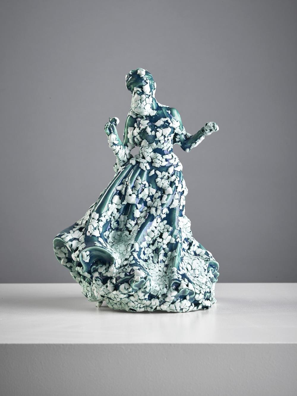 Lot 56 - JESSICA HARRISON (born 1982);Coalport Figurine - True Love - Limited Edition (2017), found
