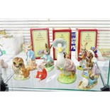 "Beswick Beatrix Potter figure of ""Peter Rabbit"","