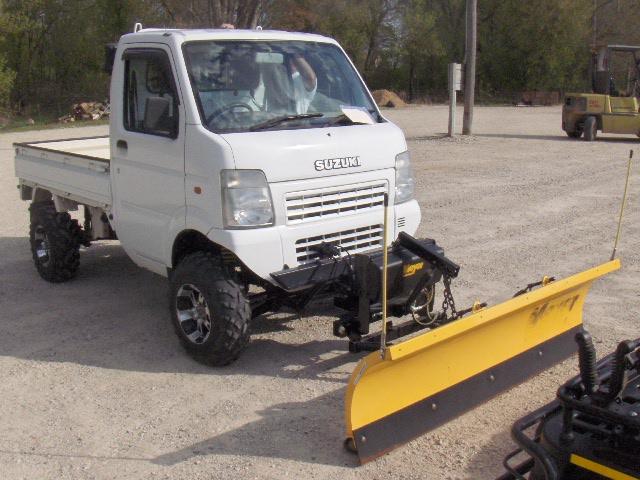2002 SUZUKI 660 MINI T...